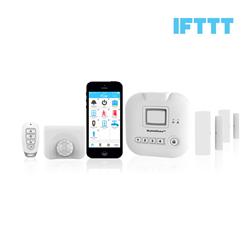 SkylinkNet Connected Home Alarm System Starter Kit