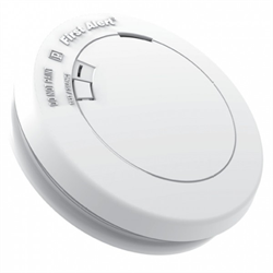 First Alert 10 Year Lithium Battery Powered Slim Smoke and Carbon Monoxide Alarm