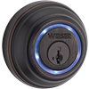 Weiser Kevo Bluetooth Smart Deadbolt Lock, Venetian Bronze