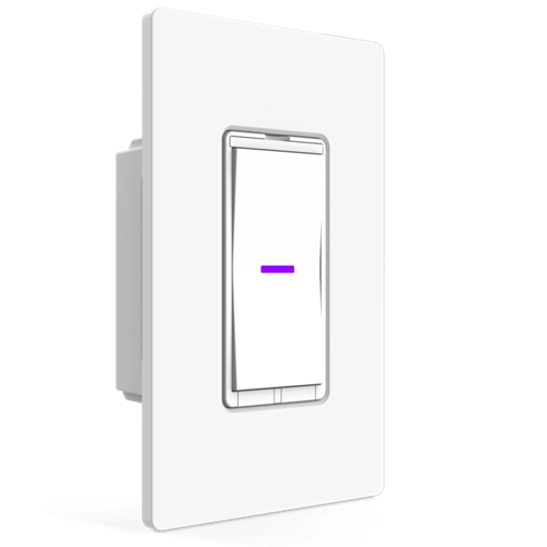idevices wall switch dimmer with homekit wifi bluetooth