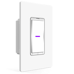 iDevices WiFi and Bluetooth On Off Wall Switch