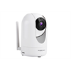 Foscam Indoor Pan Tilt Wired and WIFI Network Camera, 1080P, microSD, P2P, White