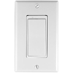 GE In-Wall Auxiliary Remote Switch For 3 Way or 4 Way, Zwave, Zigbee