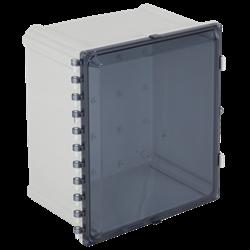 STI EnviroArmour Polycarbonate Enclosure, Tinted  20x16x9