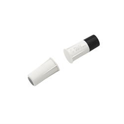 Flair Recessed Contact 3/8 Inch Screw Terminals - White