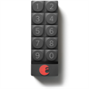 August Wireless Smart Keypad, Dark Gray