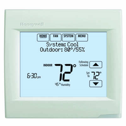 Honeywell Wifi VisionPro 8000 Thermostat With 3 Heat/2 Cool