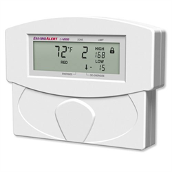 Winland Dual Zone Digital Environmental Monitoring Alarm, 12V