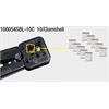 Platinum Tools Replacement Blades for PN 100054C (RJ45 cavity), 10 Pieces