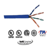 Provo CAT6 UTP Ethernet Network Cable FT4 300M Blue