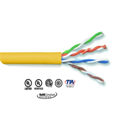 Provo CAT5E Network Cable FT4 300M Yellow