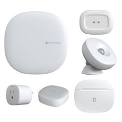 SmartThings Promo Bundle (Hub,Multi Purpose,Motion,Water Leak,Button,Outlet) *