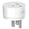 Dome Zwave Plus  Plug-In On Off Switch with Energy Monitoring