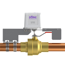 Dome ZWave Plus Water Shut-Off Actuator