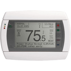 Current Innovations (Radio Therrmostat) ZWave Thermostat with Humidity