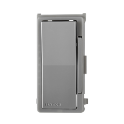 Leviton Paddle Colour Change Kit for Decora Smart Series Dimmers, Gray