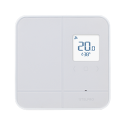 StelPro Maestro Baseboard / Convector Thermostat with Zigbee, White
