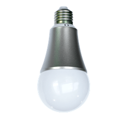 Aeon Labs Aeotec Zwave Enabled Dimmable LED RGB Bulb GEN 5