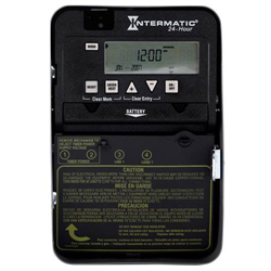 Intermatic Electronic 24 Hour Time Switch 120/208/240/277 Volt SPST