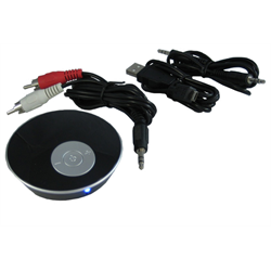 Azco Bluetooth To Stereo Adapter