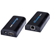 Maxaar HDMI Extender Balun 1080p Over Single CAT5e or CAT6 Up to 120M, 1080P