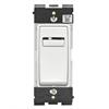 Leviton Renu Universal Dimmer Kit, LED, CFL, MLV, Incandescent, White (REL06-WW)