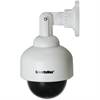 Securityman Indoor/Outdoor Dummy PTZ Camera With Flashing LED