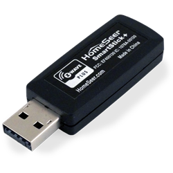 Homeseer Smart Stick Plus USB Zwave Interface