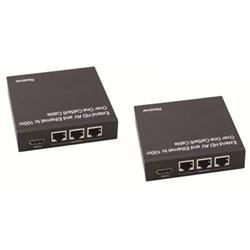 Azco HDMI and IR Over Single CAT5E / CAT6 Extender