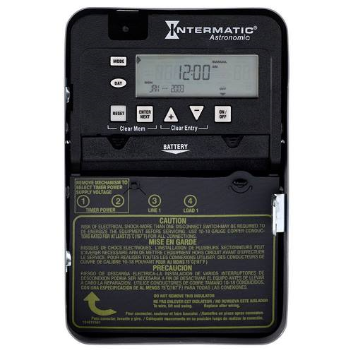 Day Timer Platinum: Intermatic Electronic Astronomic 7 Day Time