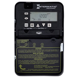 Intermatic Electronic Astronomic 7 Day Indoor Time Switch 120/208/240/277V