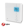 Stelpro Ki STZB402+ Zigbee Baseboard Line Voltage Thermostat 120V 240V