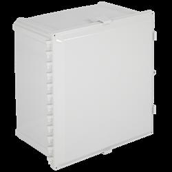STI EnviroArmour Polycarbonate Enclosure, Opaque  18x16x11