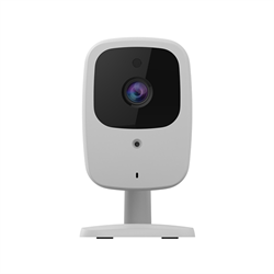 Vera Compatible Indoor HD 720p Wired and WIFI Camera