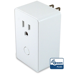 Homeseer PA100+ Zwave Plus Plug In Appliance Module