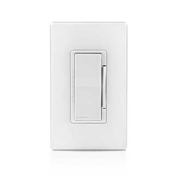 Leviton Decora Digital Zwave Plus Wall Dimmer, LED,CFL, Incandescent (DZ6HD-1RZ)