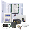 Elk M1 Gold Alarm System Kit with Two Way Transceiver, M1KP2 Keypad, Fob