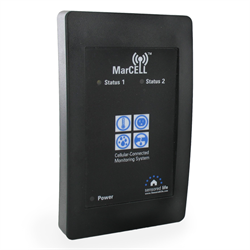 Marcell MARA-500A Cellular Freeze, Temperature, Power Alarm