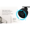 Additional images for Foscam Indoor Wired and WIFI 720p Camera with PIR, Infrared, Audio, P2P, MicroSD