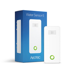 Aeotec ZWave Water and Flood Sensor 6
