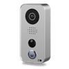 DoorBird Surface Mount IP Video Door Intercom, Strato Silver Edition