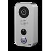 DoorBird Surface Mount IP Video Door Intercom, Strato Silver Edition