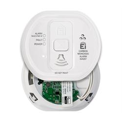 Ei Electronics Battery Powered ZWave Carbon Monoxide CO Detector