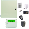 DSC Wired and Wireless Security System PC1616 with RFK Icon Keypad