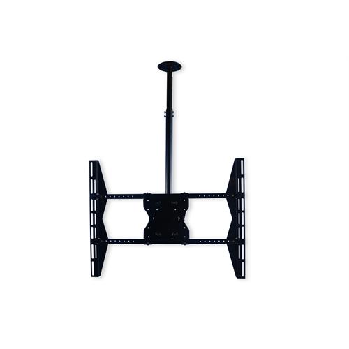 prime mounts ceiling tv lcd led mount 26 65 inch drop 23 62 inch 69 kg. Black Bedroom Furniture Sets. Home Design Ideas