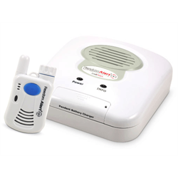 LogicMark Freedom Alert Personal Emergency Communicator with 2 Way Voice