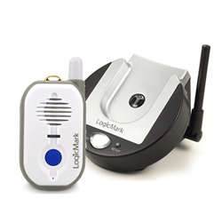 LogicMark Guardian Alert 911 Personal Emergency Response with Two Way Voice