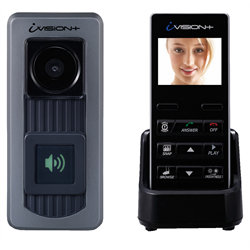 Optex Ivision Ivision Plus Wireless Video Intercom