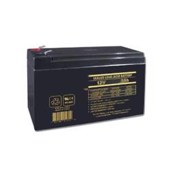 Rechargeable Sealed Lead Acid Battery 12V 1.3AH