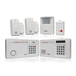 Skylink Wireless Alarm with Remote Voice Dialer
